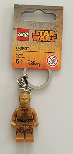 LEGO Star Wars C-3PO 2016 Key Chain 853471