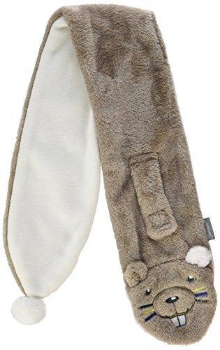 Sterntaler Sterntaler Baby-Jungen Schal, Braun (schlamm 946), S (Herstellergröße: 70)