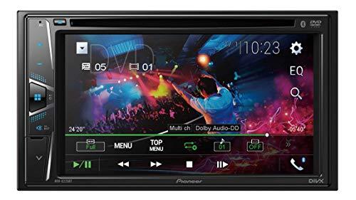 Pioneer AVHG225BT Auto Estereo Bluetooth Pantalla 6.2pulg Tactil USB