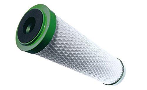 Carbonit NFP Premium Wasserfilter Patrone | Kartusche mit TÜV-geprüftem Aktivkohlefilter | 29 x 8 x 8 cm | Qualität ― Made in Germany