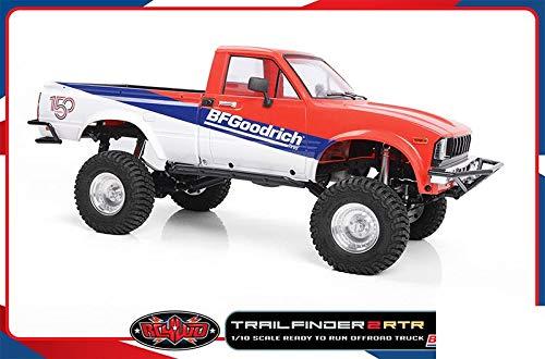 RC4WD Trail Finder 2 RTR Mojave II Body BFGoodrich 150th Anniversary Z-RTR0101