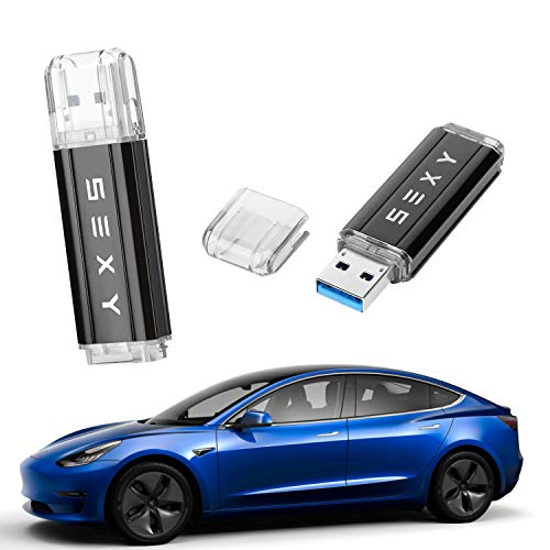 Tesla Flash Drive USB Disk for Dashcam Sentry Mode Fit for Tesla Model S/3/X/Y - 32 GB