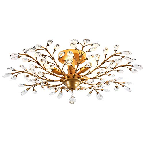 8 Best Chandeliers For Low Ceilings Wait Till You See