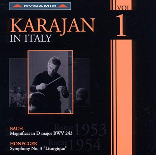 Karajan In Italy Vol. 1