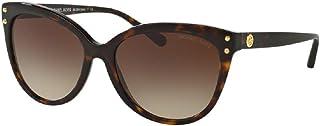 نظارات شمسية من Michael Kors MK2045 JAN Cat Eye للنساء + مجموعة مجانية للعناية بالنظارات