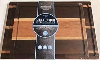 Best core kitchen multi wood cutting board set Reviews