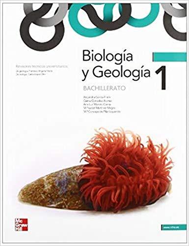 BIOLOGIA Y GEOLOGIA 1 BACH - 9788448180898