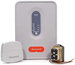 Honeywell HZ322K Truezone Kit with Dats, Transformer and HZ322 Panel