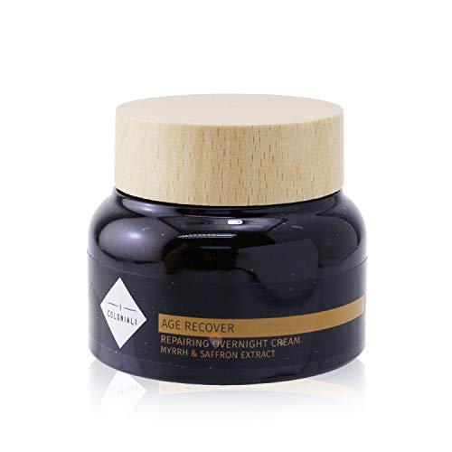 Crema Reparadora De Noche Anti-envejecimiento, Antioxidantes, Estimulantes E Iluminadoras De La Piel 50ml