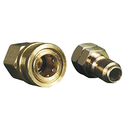 Apache 98441024 3/8' Quick Disconnect Pressure Washer Adapter Set