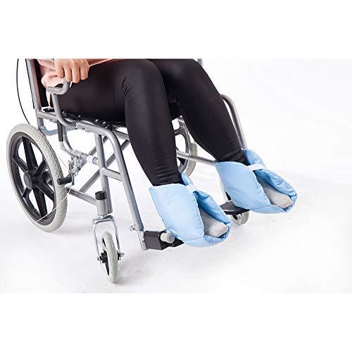 HANSHI 1 Pair Heel Protectors for Pressure Sores, Foot Pillow Heel Cushion Protectors, Foot and Ankle Pillow Guards HYL73
