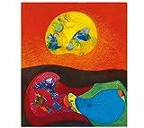 Vscdye Max Ernst Giclee Wandkunst Leinwand Malerei Bild