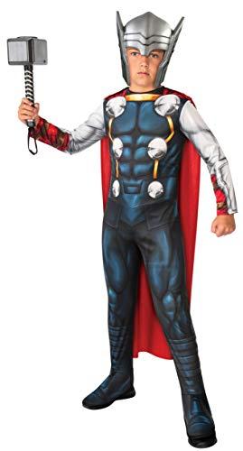 Rubie's Boy's Marvel Avengers Thor Costume, Medium