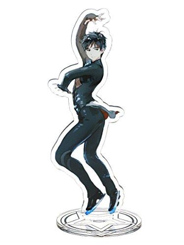 CoolChange Figura con Stand in plastica Yuri!!On Ice, Figura: Yuuri Katsuki