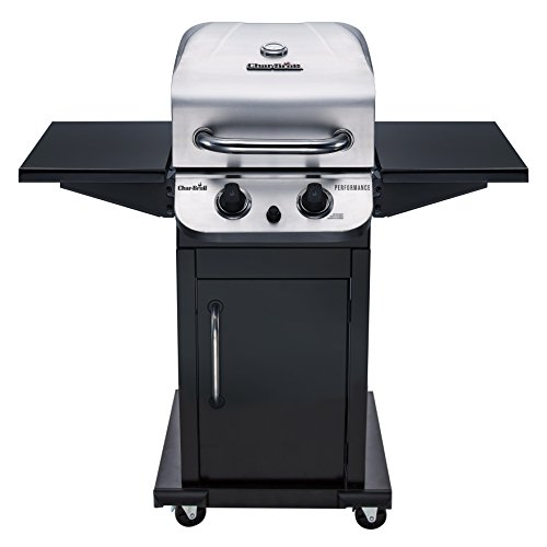 Char-Broil Performance 300 2-Burner Cabinet Liquid Propane Gas Grills - Stainless steel