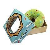 Donut Socken Größe 42-46, Farbe grün