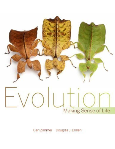 Evolution: Making Sense of Life