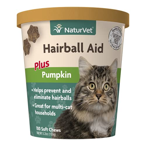 Top 10 best selling list for hairball supplements for cats