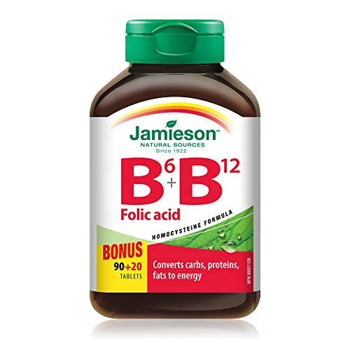 Vitamin B6, Vitamin B12 and Folic Acid