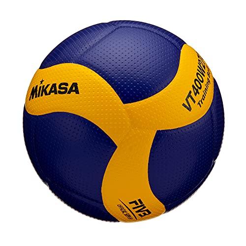 ミカサ(MIKASA) トレーニング用メディシンバレーボール 4号270g(一般・大学・高校生・中学生用) 青/黄 VT400W270 推奨内圧0.3(kgf/?)