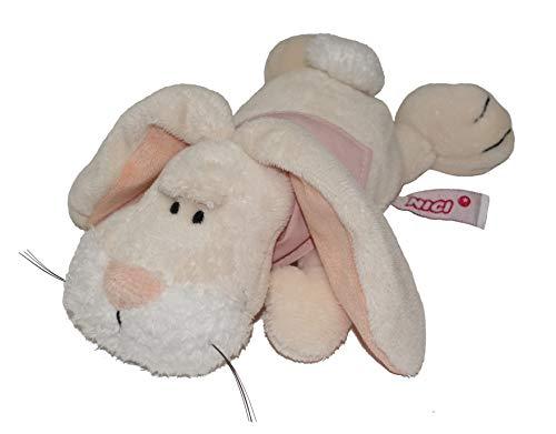 Nici N30339 Plüsch Hase weiß 20cm liegend