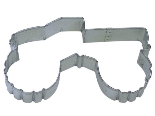 R&M Monster Truck 5 Cookie Cutter in Durable, Economical, Tinplated Steel