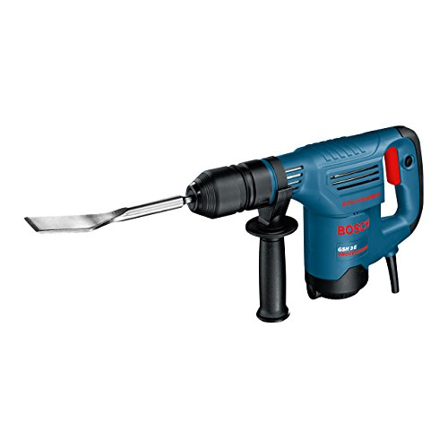 Bosch Professional GSH 3 E - Martillo demoledor (2,6 J, portabrocas SDS plus, velocidad variable, en maletín)