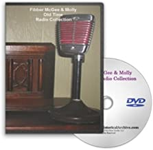 Official Fibber Mcgee and Molly Old Time Radio OTR Mp3 Collection on DVD - Offering 761 Different Shows and Appearances for a Total of 318 Hours of Listening Enjoyment