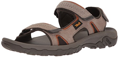 Teva Men's M Katavi 2 Sandal, Walnut, 10 Medium US