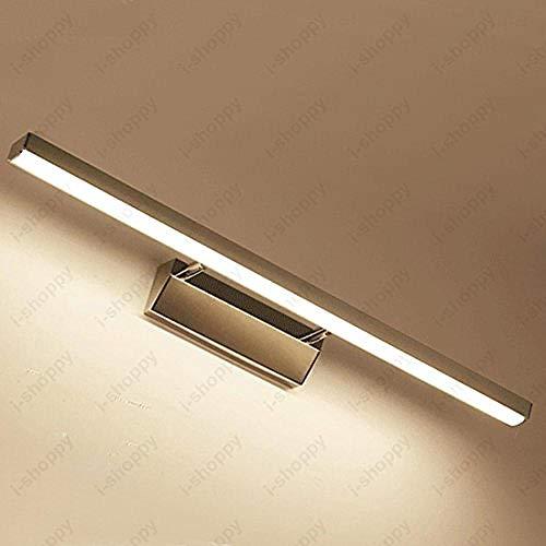 - 7W / 8W / 10W / 12W LED SMD 2835 Kronleuchter Lampe Leuchte Spiegel Vorderseite Toilette Badezimmer Hotel Schlafzimmer Wandleuchte Warmweiß / Länge 50 cm 8W-Weiß/Länge 70cm 12w