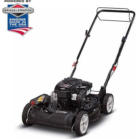 Murray Select 21' Gas Self-propelled Lawn Mower with Side Discharge and Mulching