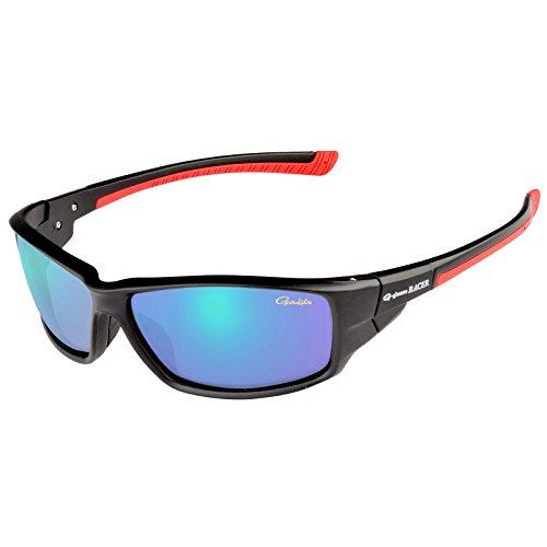 Gamakatsu Racer Polarisationsbrille Deep Amber Mirror Angler Brille