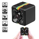 Mini videocamera SQ11 HD 1080P Videocamera Sport Mini DV Videoregistratore Spia Telecamere con visione notturna e Motion Detection Telecamera di sicurezza