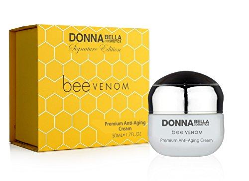 Donna Bella Cosmetics - Crème anti-âge Prime Venin d'abeille