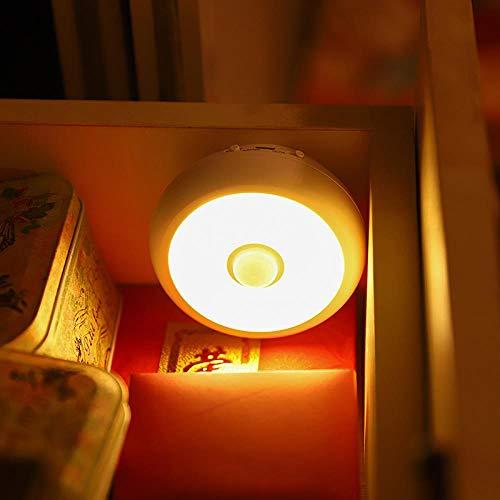 Nachtlampje Voor Kinderen Nachtlampje Lading Menselijk Lichaam Inductie Nachtlampje Slaapkamer Nachtlampje Baby Voeding Lamp Van Nachtkleding Keukenkast Corridor Eenvoudige Kan Gepost worden Magnetische Kleine Licht Slaap