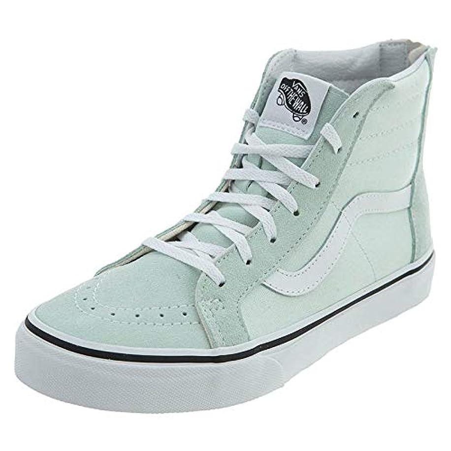 Vans Sk8-Hi Zip Preschool Skateboarding Shoe Big Kids