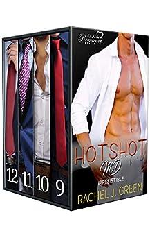 HOTSHOT MD - Irresistible - A Steamy, Suspense, Romantic, Medical & Doctor Secret Love Story: Boxed Set 3, Part 9, 10,11 & 12 (DOC Romance Novels Book 19) by [Rachel J. Green]