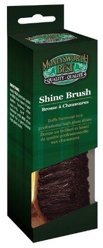 Moneysworth & Best Shoe Shine Brush