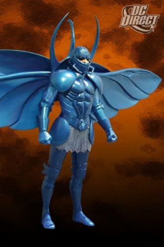 exclusivo Elseworlds 4  Kingdom Kingdom Kingdom Come  azul Beetle Action Figure by DC Comics  gran descuento