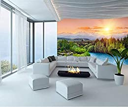 Wallpaper Wall Mural Large Custom Home Decor 3D Image of Grand Canal Self-Adhesive Tv Background Wallpaper Bedroom Murals,300Cmx210Cm