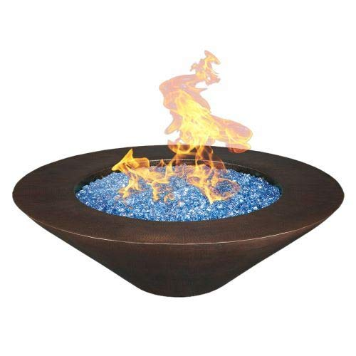 Why Should You Buy Oreq 60x19 Bella Fire Pit with Match Lit Ignition - NG