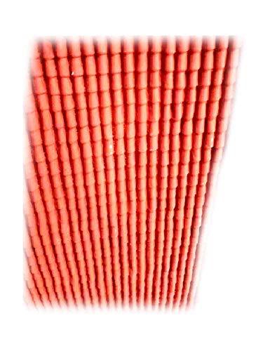 Tetto picc plastica Impermeabile tegole 35x50 cm Circa tegole 13x5 mm Miniature presepe Crib per PASTORI PRESEPE Artigianali Gia Omaggio Portachiavi AMULETO
