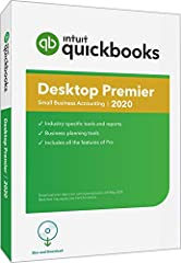 With Quickbooks Desktop Premier do tasks and get reporting unique to your industry quickly Uncover business insights with industry-specific reports and Create sales orders and track backorders with QuickBooks Desktop Premier Track costs for assembled...