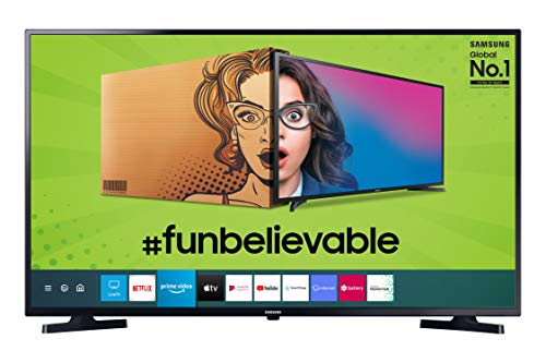 Samsung 108 cm (43 inches) Full HD LED Smart TV UA43T5350AKXXL (Glossy Black) (2020 Model)