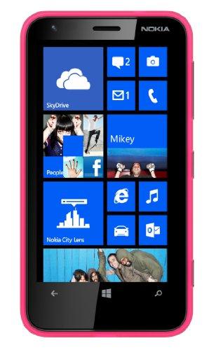 Nokia Lumia 620 3.8' SIM singola 0.5GB 1300mAh Magenta