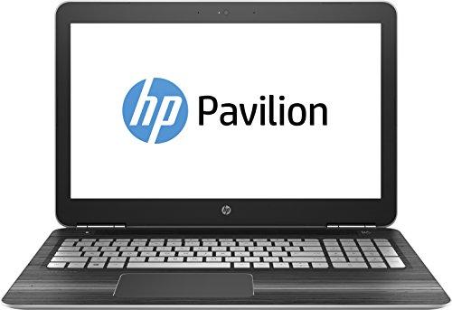 HP Pavilion 15-bc202nc 2.8GHz i7-7700HQ 15.6' 1920 x 1080Pixel Argento Computer portatile
