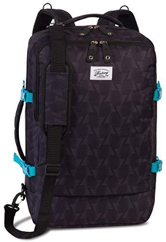 Bestway,40252-0100, Luggage- Carry-On Luggage, 40 Liter, Schwarz