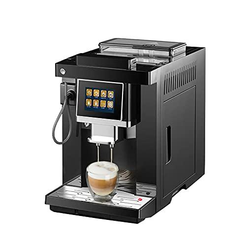 Acopino Roma One Touch Kaffeevollautomat Kaffeemaschine Espressomaschine Kaffeeautomat, Farb-Touch-Display