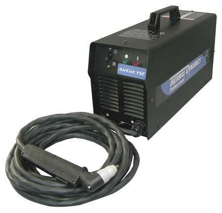 Thermal Dynamics Air Cut 15C Plasma Cutter with Onboard Compressor