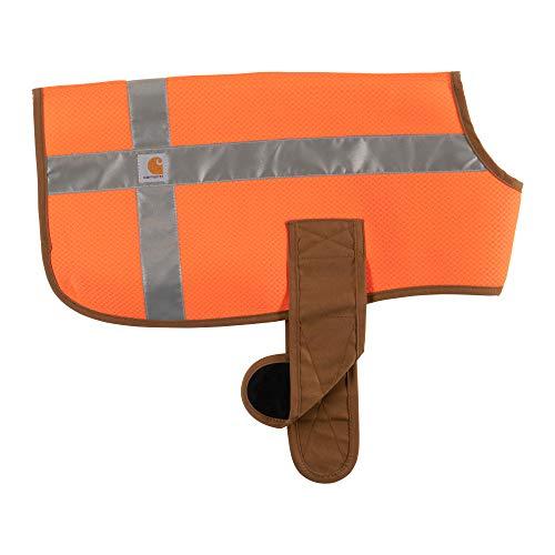 Carhartt Chaleco de seguridad | Naranja cazador | Cuello de 48 a...